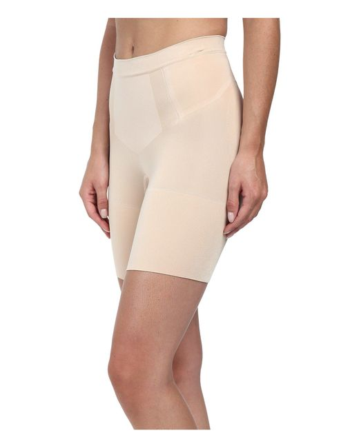 Spanx - Natural Oncore Mid-thigh - Lyst