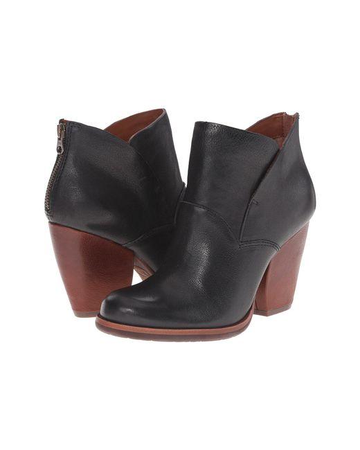 Kork-Ease - Black Kork-ease(tm) 'castaneda' Boot - Lyst