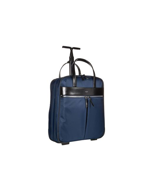 Knomo - Blue Burlington N/s Laptop Trolley - Lyst