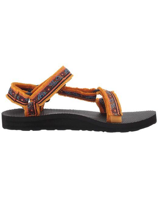 f3ce1b924 ... Teva - Multicolor Original Universal Maressa (maressa Sunflower Multi) Women s  Shoes ...
