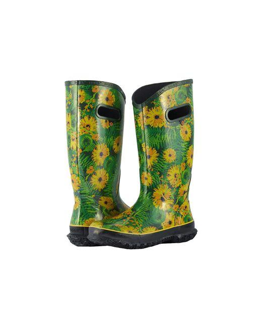 Bogs - Green Rainboot Living Garden - Lyst