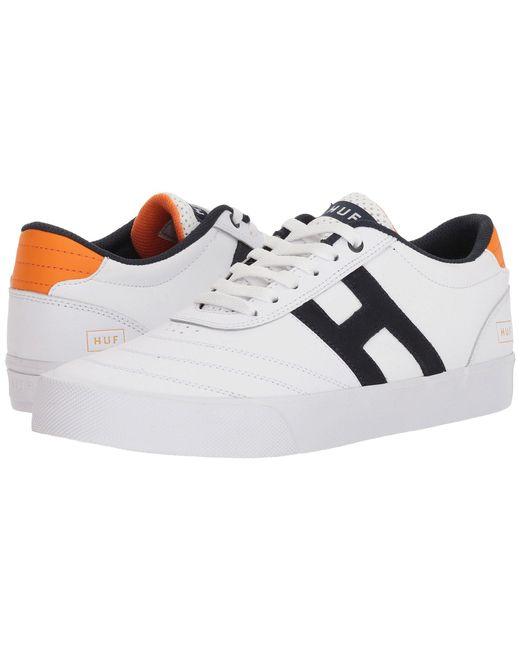 Huf - White Galaxy (black/gum 2) Men's Skate Shoes for Men - Lyst