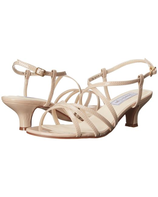 Touch Ups - Natural Eileen (nude Patent) Women's Shoes - Lyst