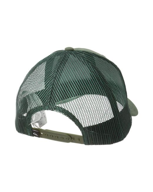 40ed46ad ... closeout quiksilver green ranger rice hat thyme caps for men lyst 4a8c6  e8394 ...