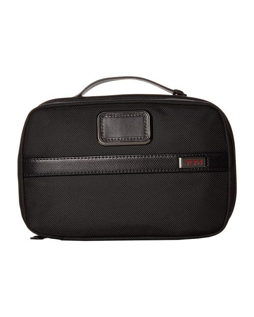Lyst - Tumi Alpha 3 Split Travel Kit (black) Luggage in Black 3a7324a7724d1