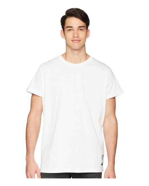 PUMA - X Xo By The Weekend Tee ( White) Men's T Shirt for Men - Lyst