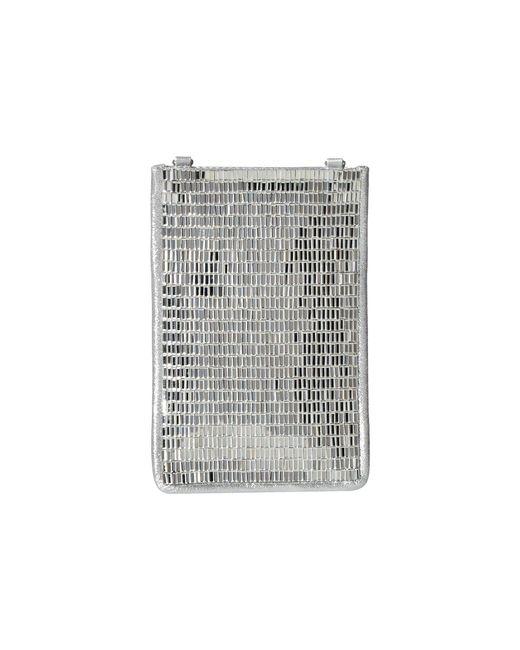 Nina - Metallic Calgary (black/white) Handbags - Lyst