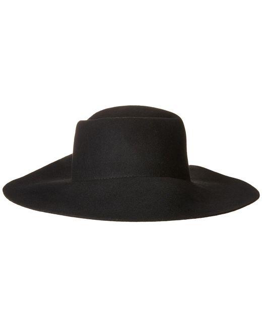 San Diego Hat Company - Black Wfh8057 Pleated Crown Floppy Hat - Lyst