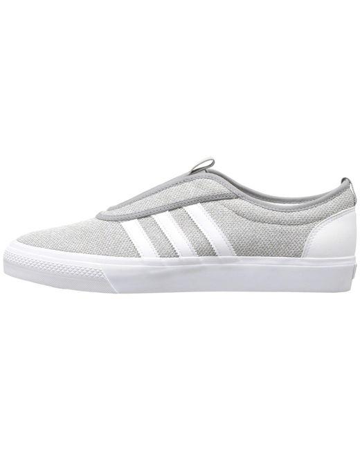 premium selection 6b813 ec435 ... Adidas Originals - Gray Adi-ease Kung-fu (charcoal Solid Grey footwear  ...