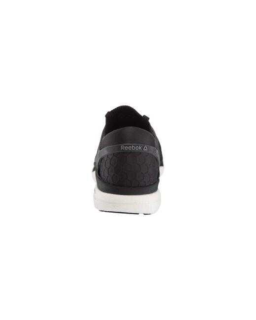 9fb487d8c1c8 ... Reebok - Floatride Run Ultk (black gravel white) Men s Running Shoes  for ...