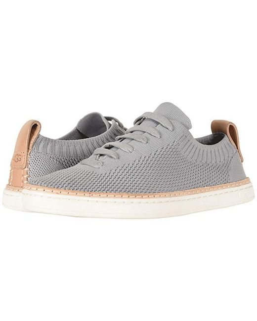 ec1d2ad3e Ugg - Gray Sidney Sneaker - Lyst ...