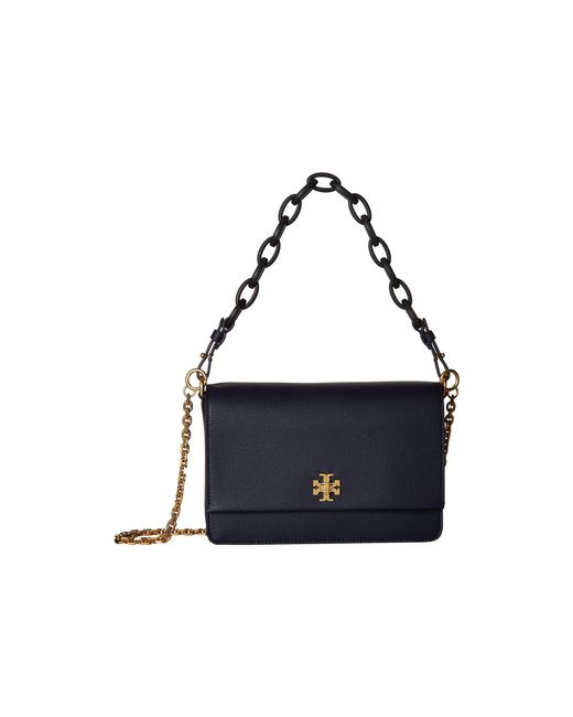 Tory Burch - Blue Kira Shoulder Bag (royal Navy) Handbags - Lyst