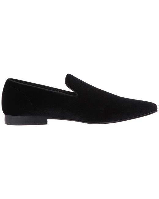 b3cb74632d7 Lyst - Steve Madden Laight (black Velvet) Men s Shoes in Black for Men