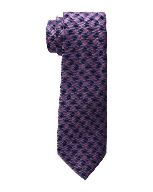 Lauren by Ralph Lauren - Blue Checked Silk-blend Tie (navy 2) Ties for Men - Lyst
