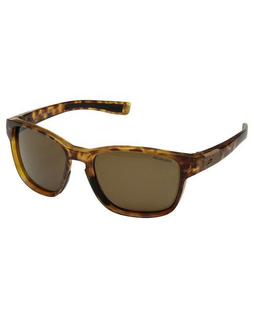 Julbo Eyewear - Multicolor Paddle (gray Tortoiseshell/green) Athletic Performance Sport Sunglasses - Lyst