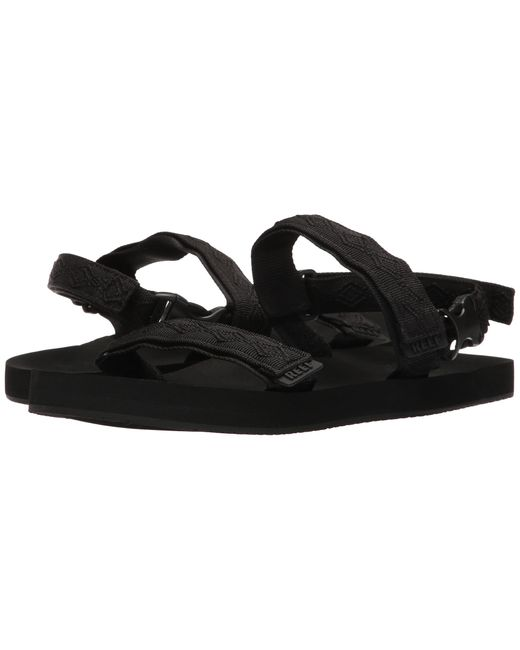 Reef | Black Convertible for Men | Lyst