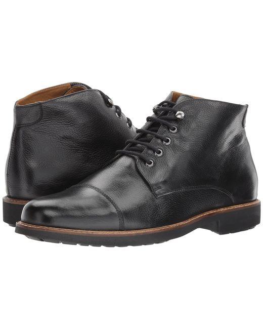 Lyst Massimo Matteo 5 Eye Chukka Cap Boot Black Men S