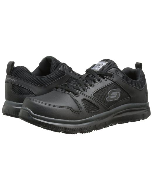 Skechers Work - Black Flex - Advantage for Men - Lyst