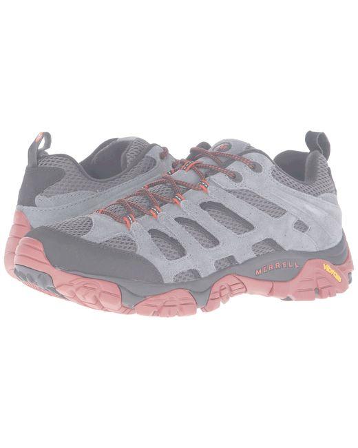 Merrell | Brown Moab Ventilator Hiking Shoes for Men | Lyst