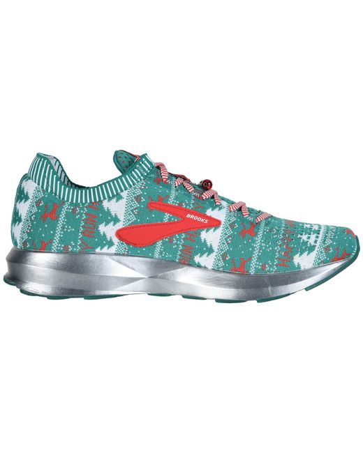 96b1fbe6010 ... Brooks - Multicolor Levitate 2 (green white red (holiday Edition)) ...