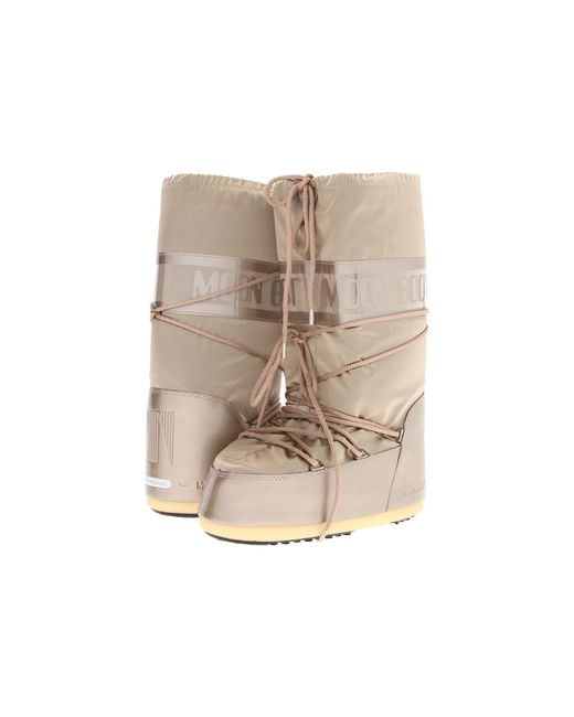 Tecnica | Natural 12 Glance Moon Boot | Lyst