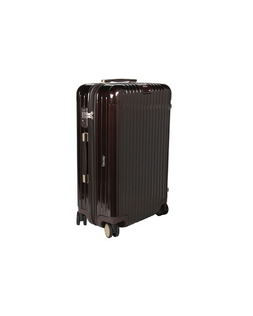 "Rimowa | Brown Salsa Deluxe - 26"" Multiwheel® 