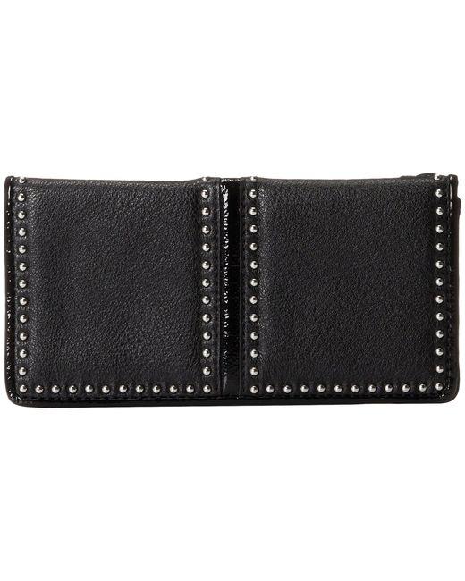 Brighton   Black Pretty Tough Large Wallet   Lyst