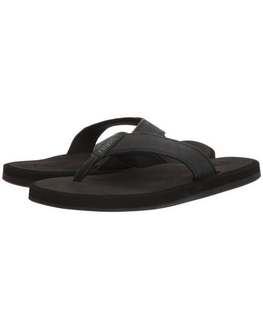 Flojos - Black Cole 2.0 (tan) Men's Toe Open Shoes for Men - Lyst