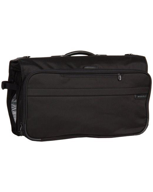 Briggs & Riley | Black Baseline - Compact Garment Bag | Lyst