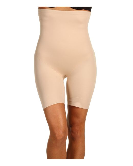 Miraclesuit | Natural Extra Firm Real Smooth Hi-waist Thigh Slimmer | Lyst
