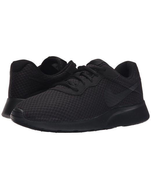 5523c8b80e81 Lyst - Nike Tanjun (black white) Men s Running Shoes in Black for Men