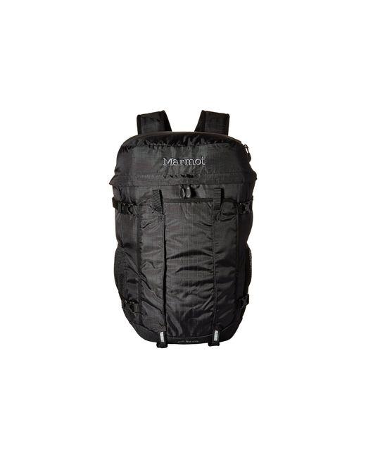 Marmot - Black Big Basin Daypack (cinder/slate Grey) Day Pack Bags for Men - Lyst