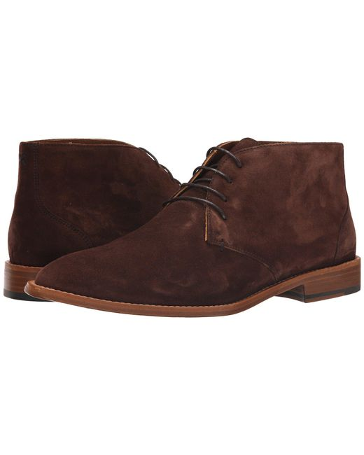 Sebago - Brown Collier Chukka for Men - Lyst