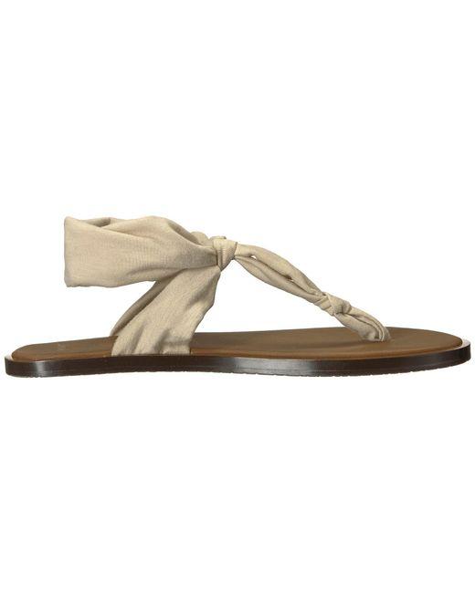 5de239333 Lyst - Sanuk Yoga Sling Ella Lx (natural) Women s Sandals in Natural