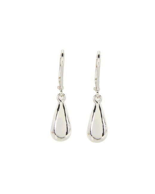 Lauren by Ralph Lauren | Metallic Teardrop Wire Earrings | Lyst