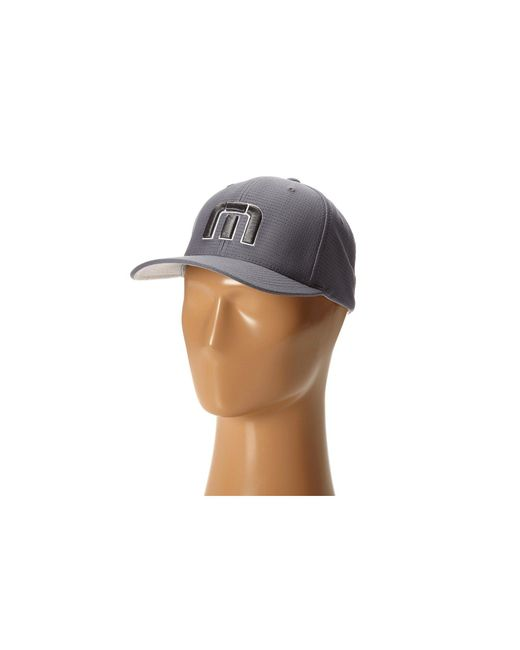 Travis Mathew | Gray B-bahamas Hat for Men | Lyst