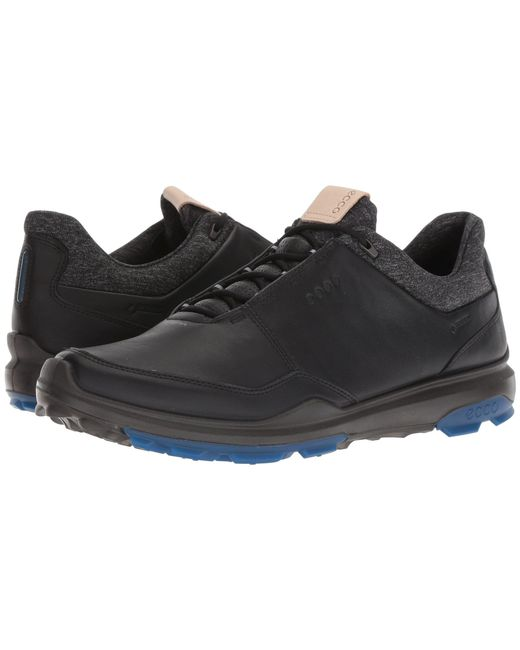 000a129fcf6d Ecco - Black Biom Hybrid 3 Gore-tex Golf Shoes for Men - Lyst ...