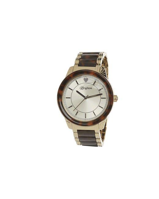 Brighton   Metallic Carpenteria Timepiece   Lyst