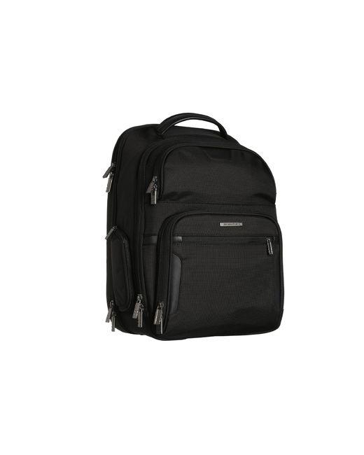 Briggs & Riley | Black @ Work Large Clamshell Backpack | Lyst