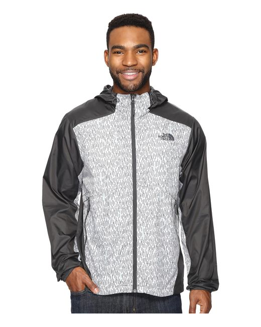 The North Face   Gray Flyweight Hoodie for Men   Lyst