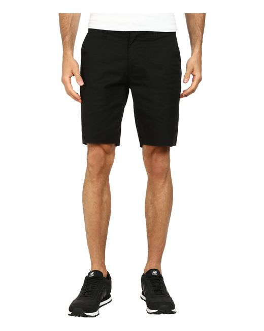 Brixton | Black Toil Ii Short for Men | Lyst