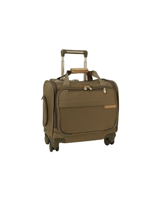 Briggs & Riley | Green Baseline Carry-on Cabin Spinner | Lyst