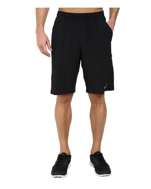 "Nike | Black N.e.t. 11"" Woven Short for Men 