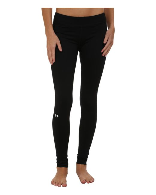 Under Armour | Black Ua Coldgear® Infrared Evo Cg Legging | Lyst