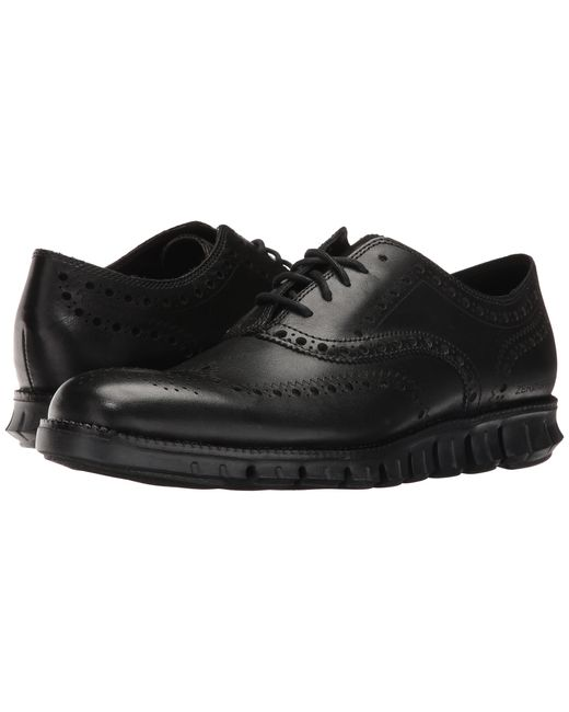 Cole Haan | Black Zerogrand Wing Ox for Men | Lyst