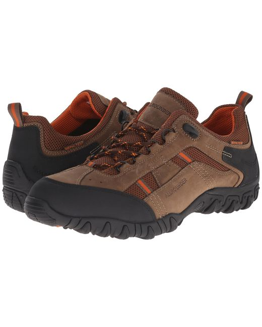 Allrounder By Mephisto | Brown Selino Tex for Men | Lyst