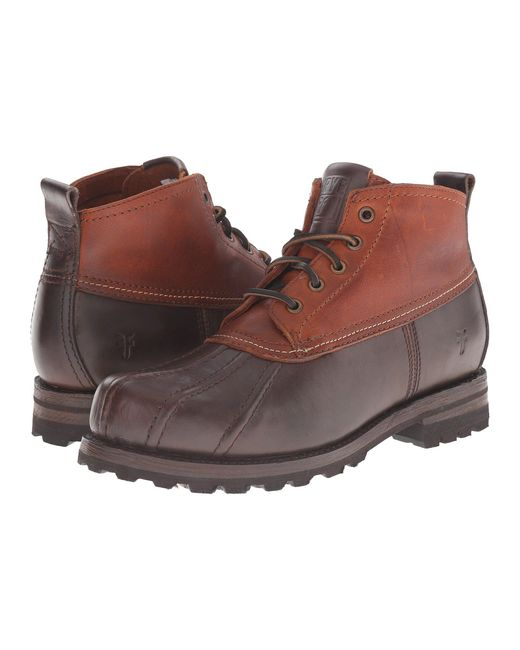 Frye | Brown Warren Duckboot for Men | Lyst