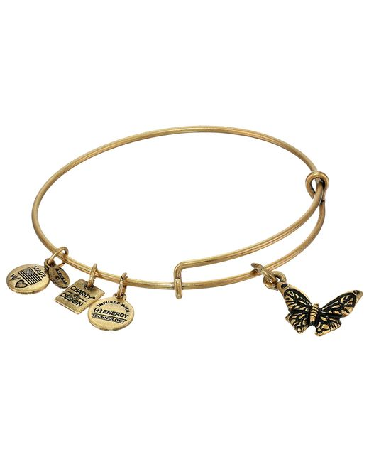 ALEX AND ANI | Metallic Butterfly Hanley Center | Lyst
