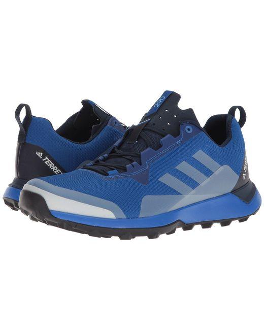 Adidas Originals - Blue Terrex Cmtk (black/white/grey Three) Men's Shoes for Men - Lyst