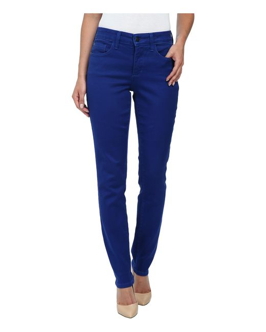 NYDJ | Blue Alina Legging Super Stretch Denim | Lyst
